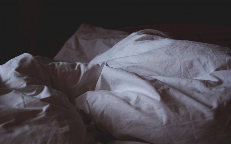 Rituel de préparation pour aller au lit