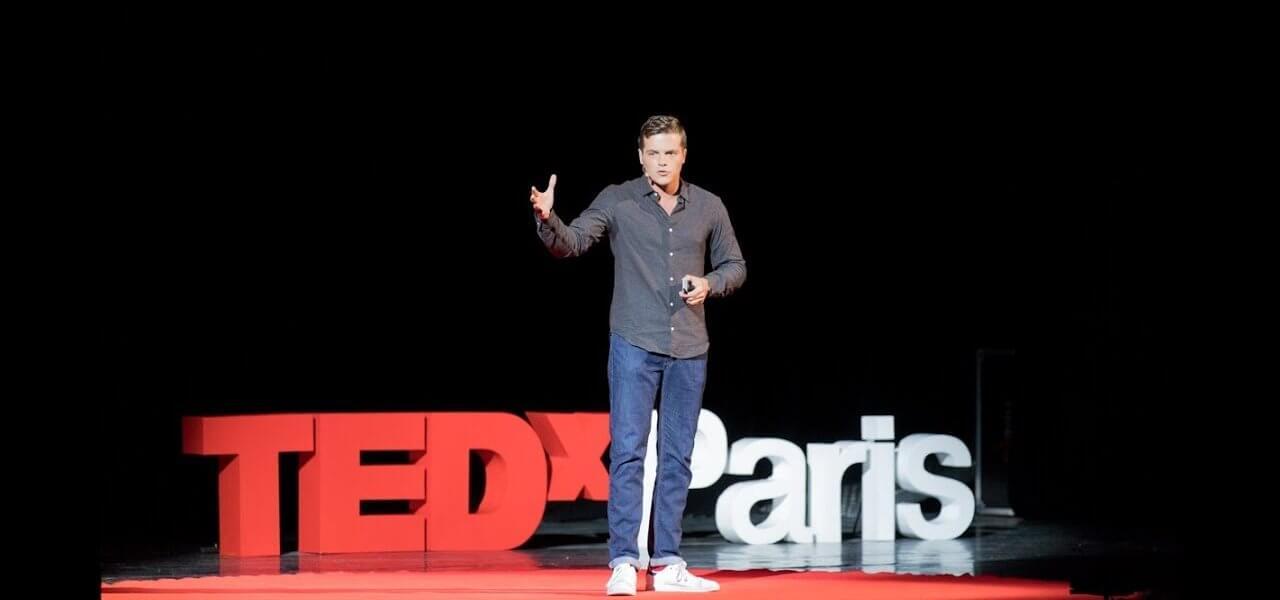 """Hugo Mercier at TedX Paris: """"Sleep is an absolute necessity"""""""
