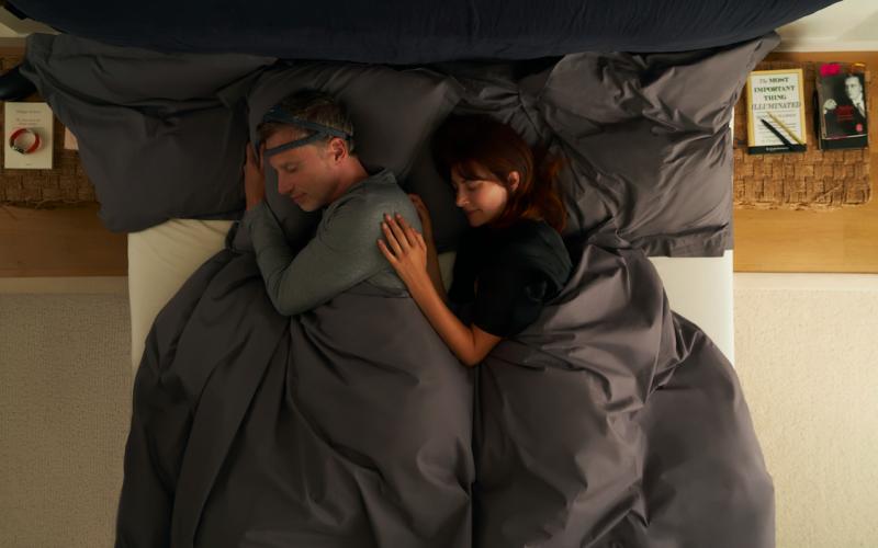 sommeil réparateur couple