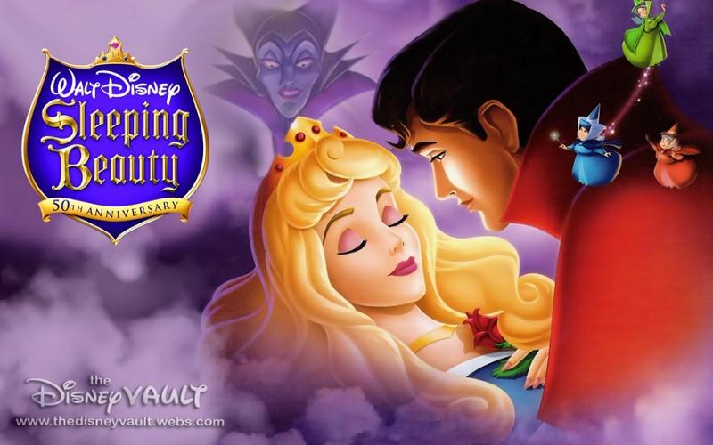 Sleeping beauty movies