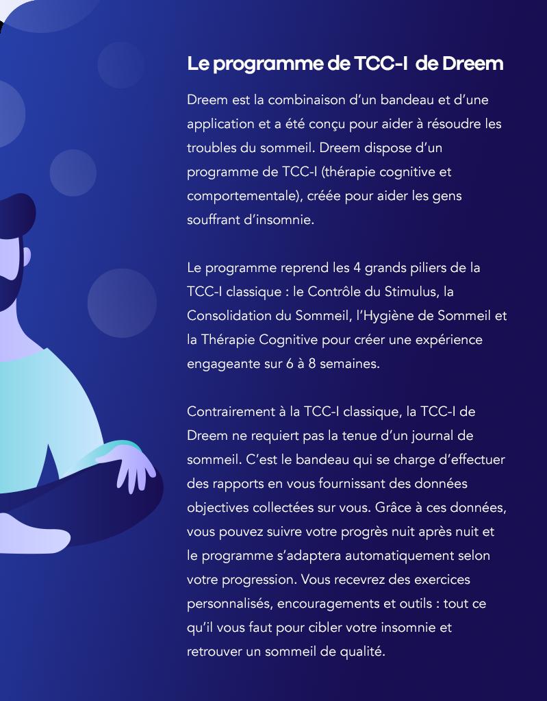 TCC-I Dreem
